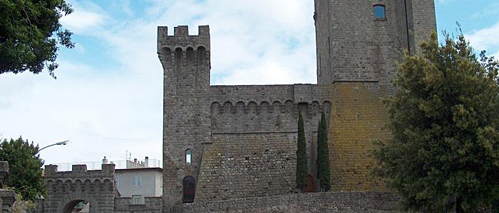 Castello di Piancastagnaio