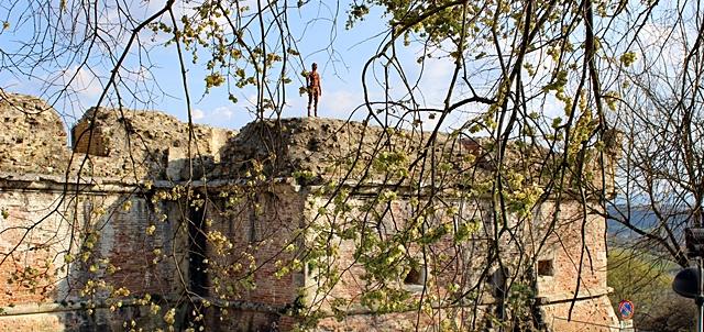Parco Archeologico di Poggio Imperiale - Poggibonsi