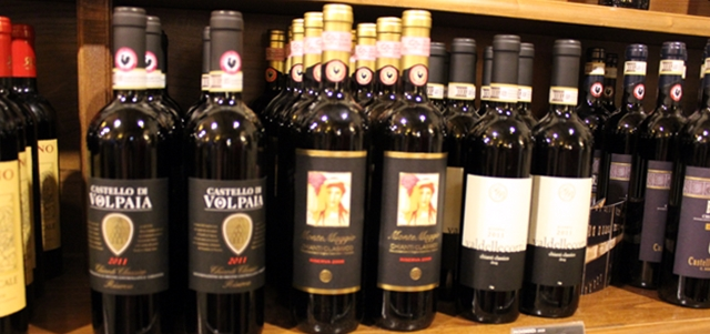 Radda in Chianti vino
