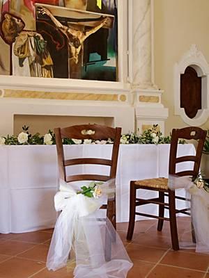 Wedding a San Lorenzo a Linari