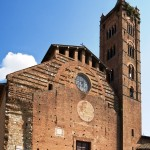 San Clemente in Santa Maria dei Servi, Sienne, Italie