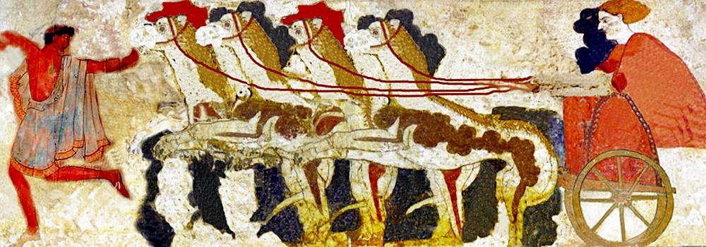Sarteano quadriga Infernale