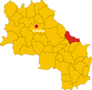 sinalunga map