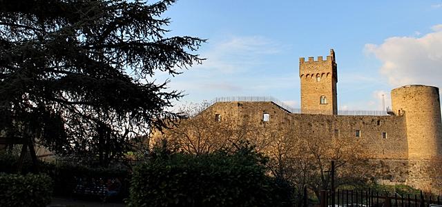 Castello di Staggia