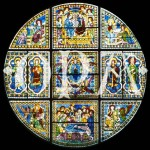 vetrata museo opera duomo