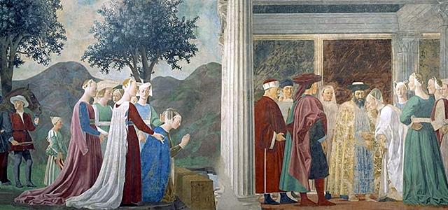 Basilica San Francesco - Arezzo