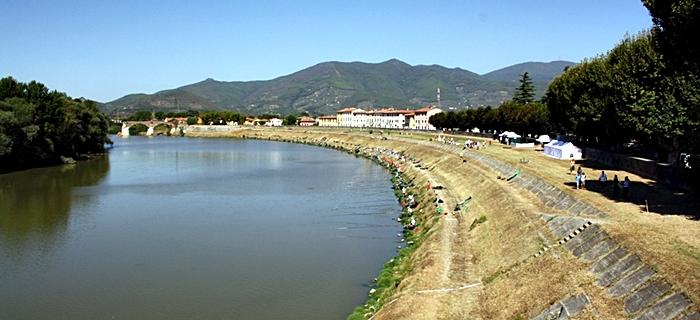 Pesca sportiva - Calcinaia