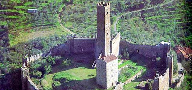 Castello di Montecchio Vesponi