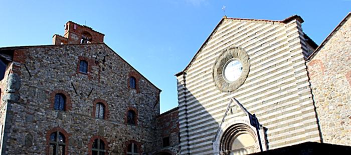 Chiesa San Francesco - Lucignano