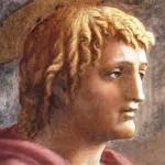 Cristo con gli apostoli di Masaccio