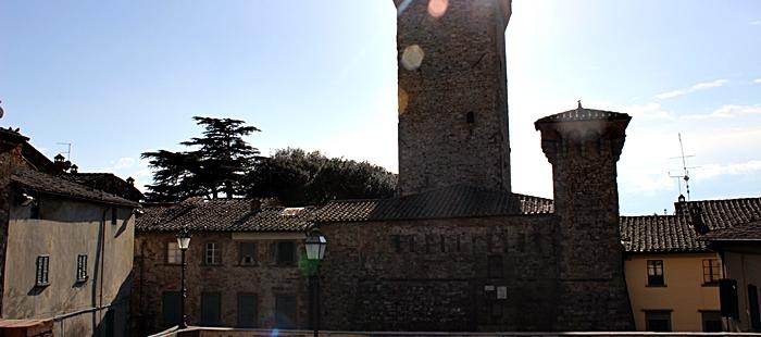 Fortezza Medicea - Lucignano