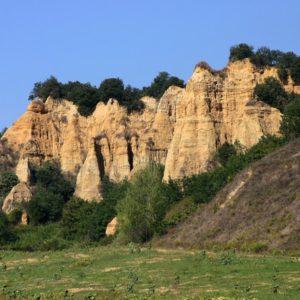 Area Naturale Protetta Le Balze - prov. Arezzo