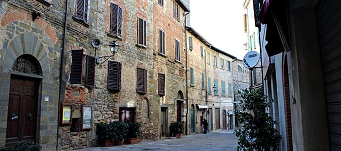 Centro storico Lucignano