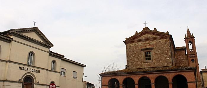 Peccioli - chiese