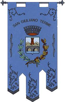 San giuliano terme stemma