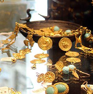 Il Mondo di Amelie gioielli Etruschi