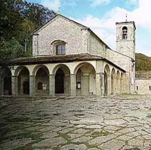 basilica maggiore la verna