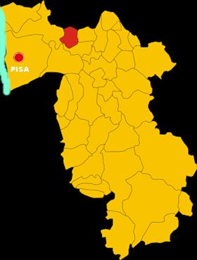 calci map