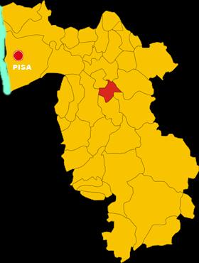 capannoli map