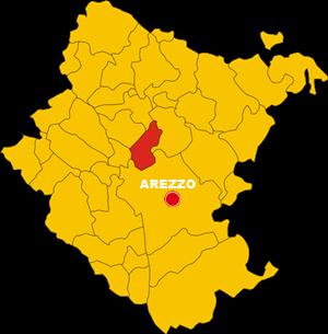 capolona map