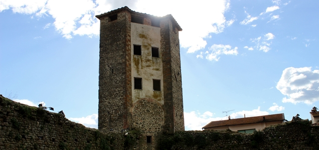 casa-torre Terranuova Bracciolini