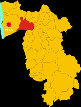 cascina map