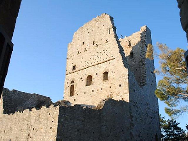 Castello di Civitella in Val di Chiana