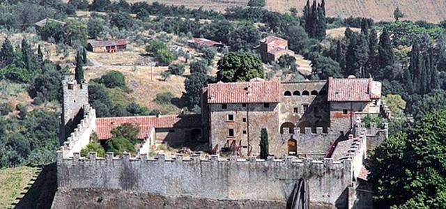 castello di battifolle