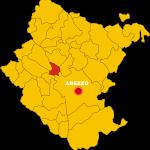 castiglion fibocchi map