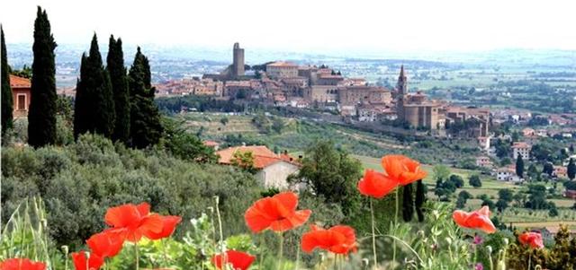 castiglion fiorentino view