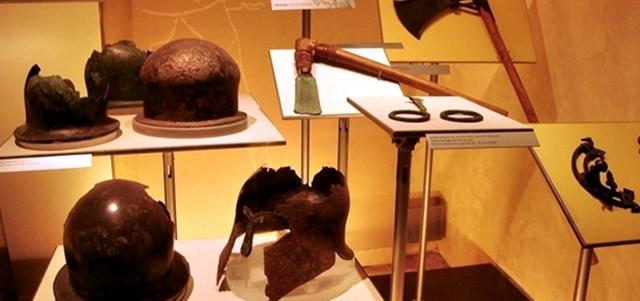 museo etrusco cortona