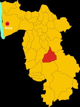 lajatico map
