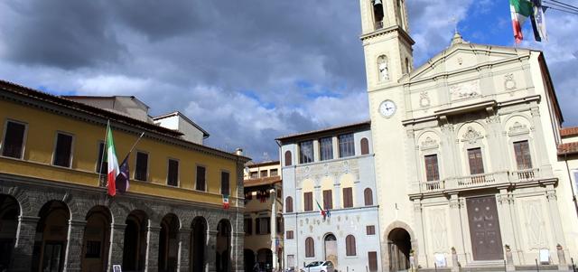 monumenti montevarchi