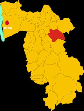 palaia map