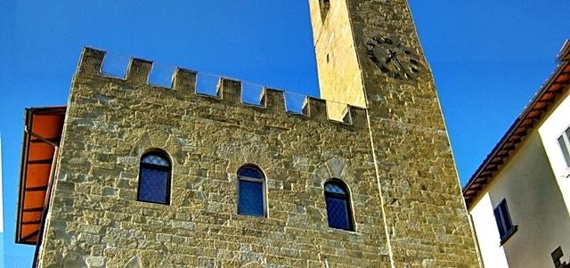 palazzo Municipio - Castiglion Fibocchi
