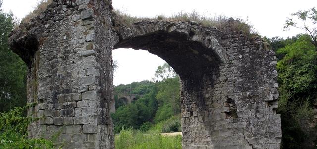 ponte antica Bibbiena