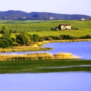 riserva lago di santa luce