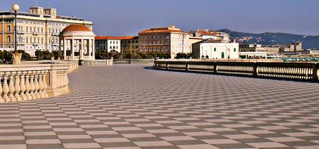 Livorno - piazza Mascagni