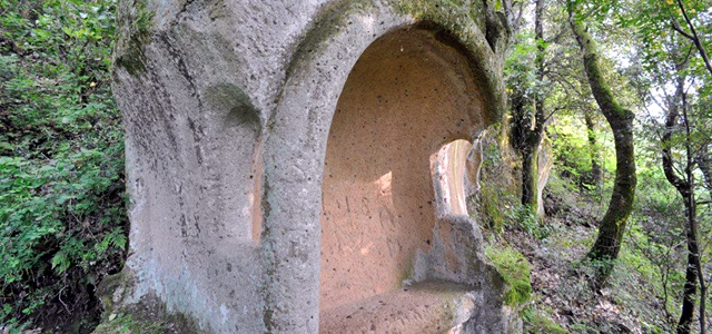 Pitigliano Parco Orsini