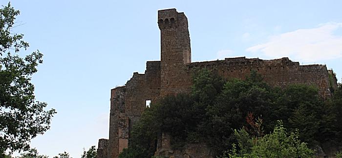 Rocca di Sovana