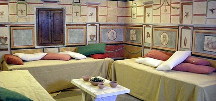Museo archeologico di Rosignano Marittimo - Villa Romana