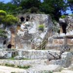 area archeologica sovana