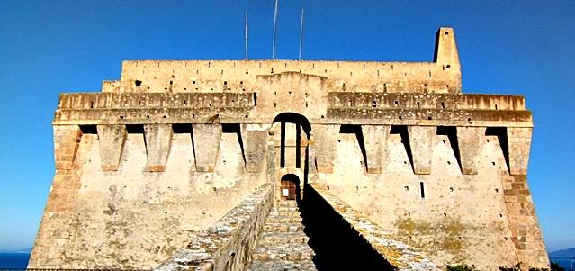argentario fortezza spagnola