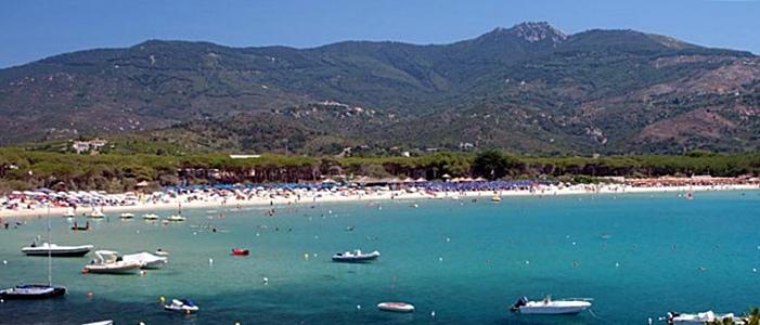 Spiagge di Campo nell 'Elba