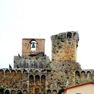 cassero senese e torre candeliere