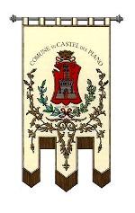 casteldelpiano stemma