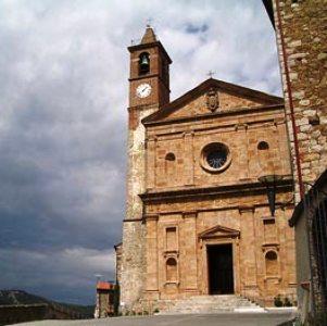Chiesa di San Biagio a Gavorrano