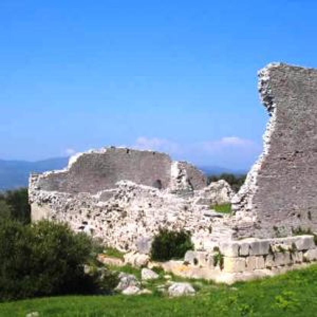Area archeologica Cosa