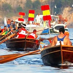 corsa barchini