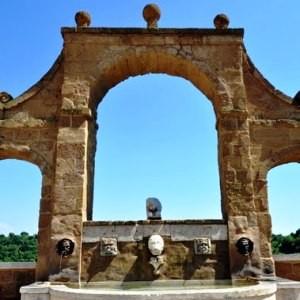 fontana sette cannelle